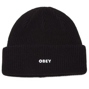 Obey - Future Beanie - Black