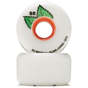 OJ - Plain Jane Keyframe 87a Wheels - 58mm