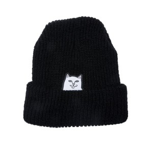 Ripndip - Lord Nermal Beanie - Black