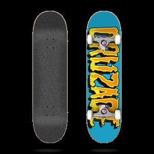 Cruzade - Army Label Complete Skateboard - 8.0