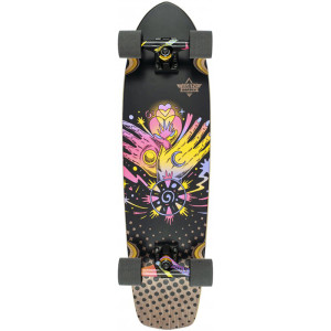 "Dusters - Stardust Black Cruiser - 31"" x 8.25"""