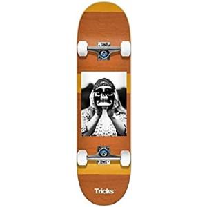 """Tricks - Hippie Complete - 8.0""""x31.85"""""""