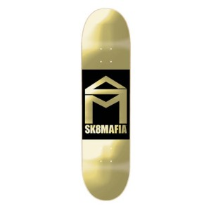 "Sk8mafia - House Logo Double Dipped Deck - 8.0""x32"""
