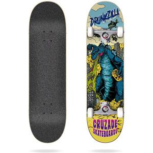 "Cruzade - Drunkzilla Complete - 8.25""x31.85"""