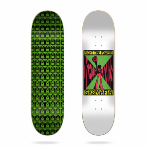 "Sk8mafia - Kellen James Fight The Power Deck - 8.25""x32"""