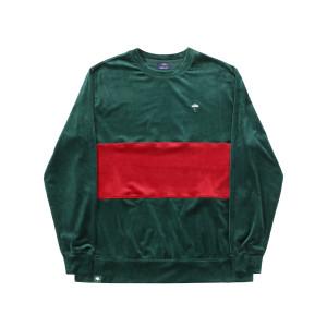 Hélas - Gandin Sweater - Green