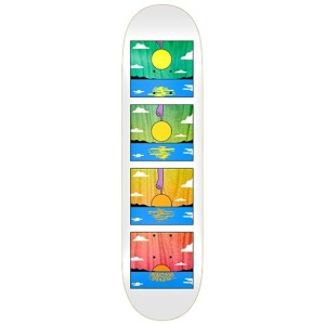 Real - Silva Sunset Deck - 8.38 Full Shape