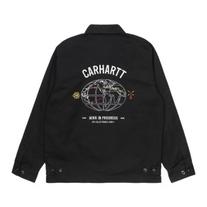 Carhartt - Cartograph Jacket - Black