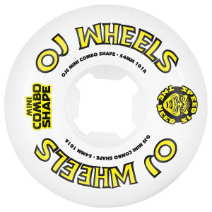 OJ - Team Line Original Hardline 101A Wheels - 54mm
