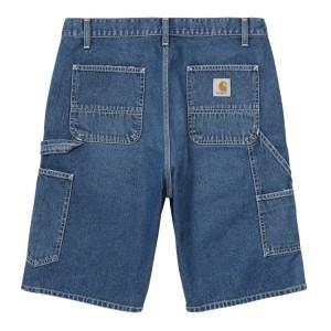 Carhartt - Ruckus Single Knee Short - Blue Stone Wash