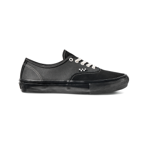 Vans - Authentic Pro - Black / Black