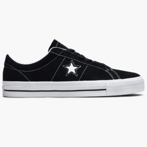 Converse Cons - One Star Pro - Black