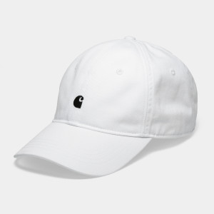 Carhartt WIP - Madison Cap - White