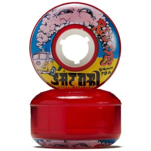 Satori - Red Eyes 78A Wheels - 54mm