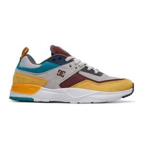 DC Shoes - E. Tribeka SE - Grey / Black / Yellow