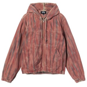 Stussy - Dyed Work Jacket - Rust