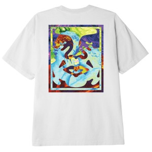 Obey - Statue Icon Tee - White