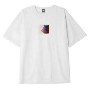 Obey - Hers Heavyweight Tee - White