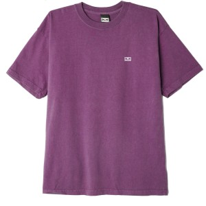 Obey - Earth Crisis Heavyweight Tee - Purple