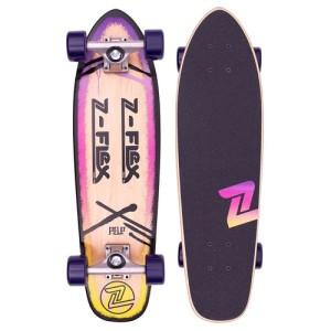 Z-Flex - P.O.P. Purple Fade - 27''