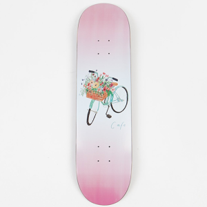 Skateboard Cafè - Flowers Deck - 8.25