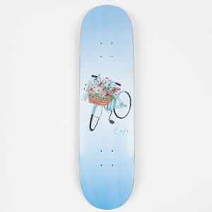 Skateboard Cafè - Flowers Deck - 8.38