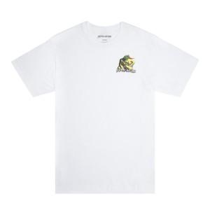 Fucking Awesome - Frogman Tee - White