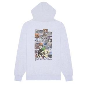 Fucking Awesome - Frogman Hoodie - Grey