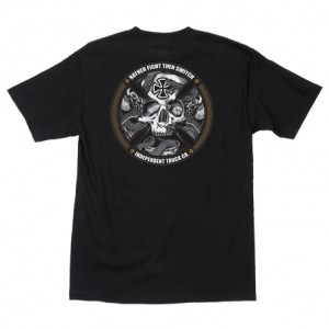 Independent - FTS Skull Tee - Black
