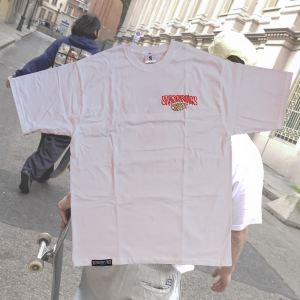 Skateboarding's Finest - Kids In The Streets Tee -White