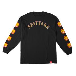 Spitfire - Bighead l/s Tee - Black