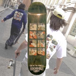 Skateboarding's Finest - Kids In The Streets Deck - 8.0