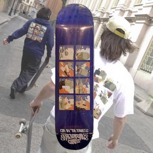 Skateboarding's Finest - Kids In The Streets Deck - 8.125