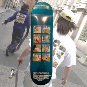 Skateboarding's Finest - Kids In The Streets Deck - 8.28 x 32