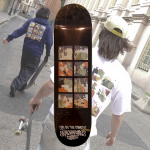 Skateboarding's Finest - Kids In The Streets Deck - 8.25 x 32