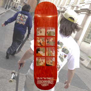 Skateboarding's Finest - Kids In The Streets Deck - 8.25 x 31.6