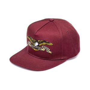 Antihero - Eagle Cap - Dark Red