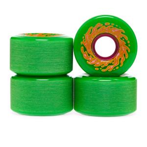 Santa Cruz - OG Slime 78a Green Wheels - 54,5mm