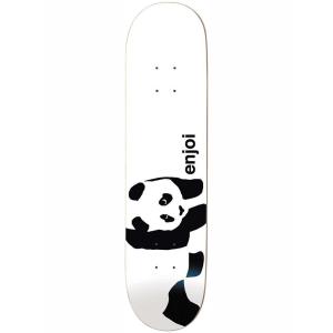 Enjoi - Team Whitey Panda Logo Wide Deck - 8.0