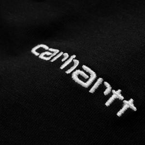 Carhartt WIP - Script Embroidery Tee - Black