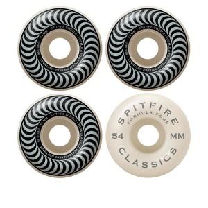 Spitfire - Formula 4 Classic Silver 99a - 54mm